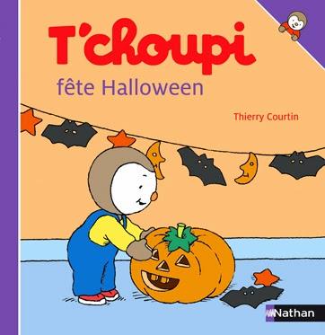 La biblioth que de cl mentine t 39 choupi f te halloween par - Tchoupi fait la fete ...