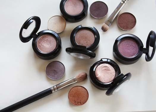 Mac Eyeshadow Collection