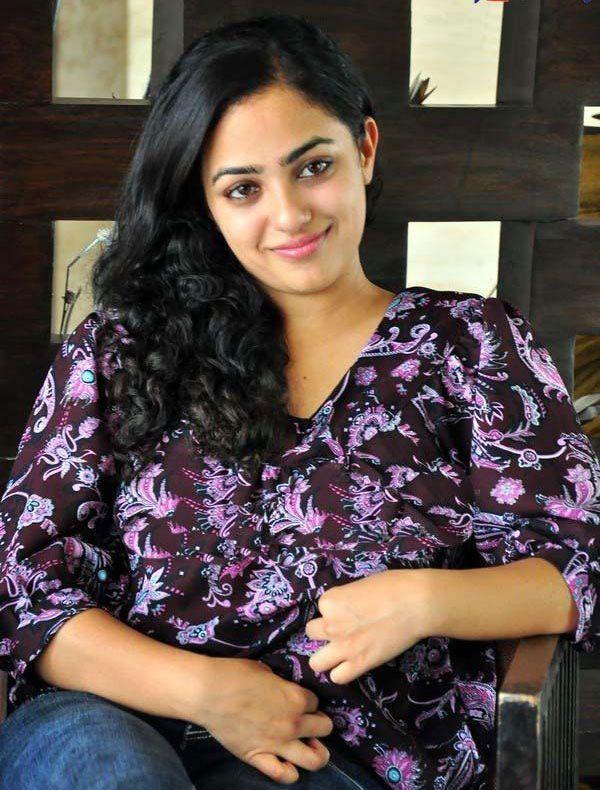 Nitya Menon  Telugu Actress Latest Cute Stills Photogallery wallpapers