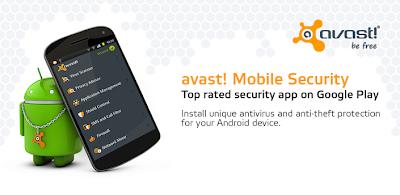 أفضل تطبيقات مجانية مكافحة الفيروسات لأندرويد Avast