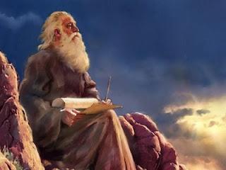 The prophet Isaiah - Artist unknown