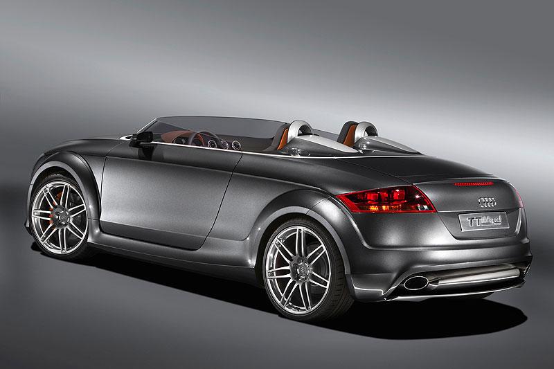 Audi Tt Roadster Interior. Audi TT Roadster New