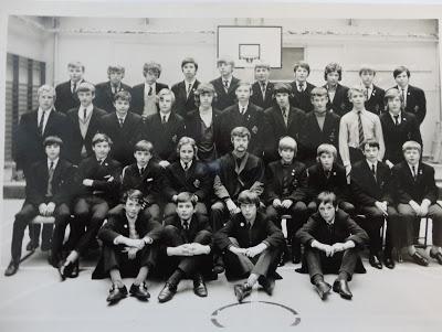 1971 Boroughmuir class.