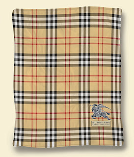 Selimut Rosanna King Sutra Burberry