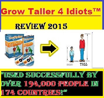 how to grow taller for idiots reviews