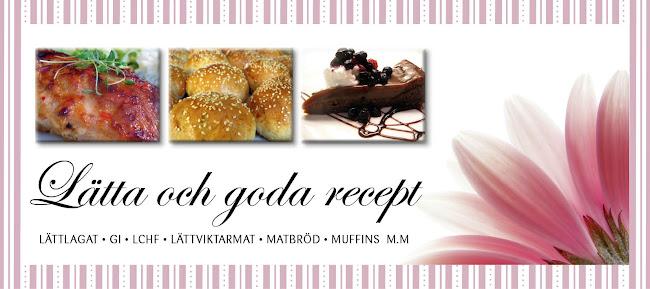 Lätta och Goda recept