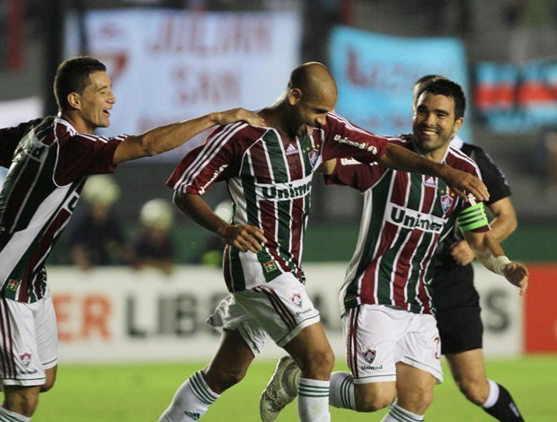 Arsenal de Sarandi 1 x 2 Fluminense