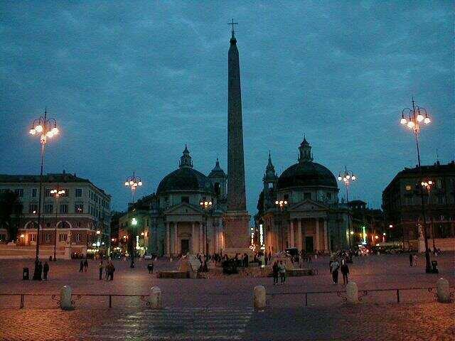 Eventi e Visite Guidate serali Roma: Il Tridente 24/08/2013