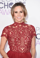 Keltie Knight People's Choice Awards 2016 red carpet fashion dresses
