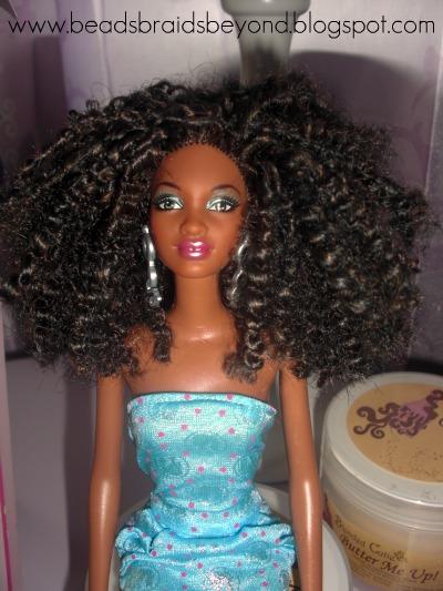 natural hair dolls