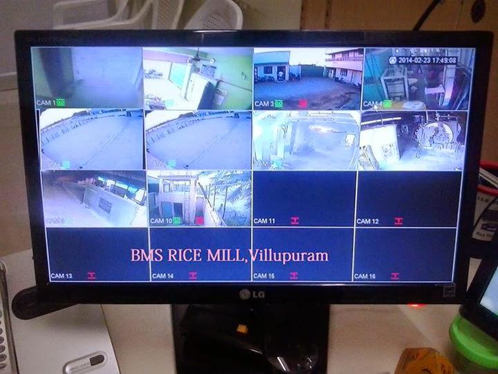 CCTV Camera Periamet Chennai
