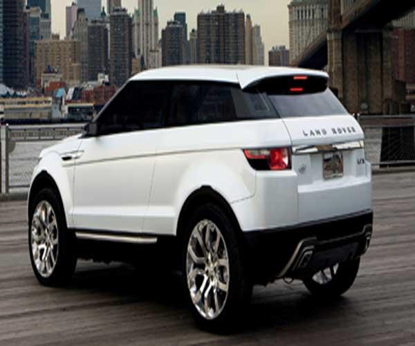 Cars-Model 2013: Land Rover Defender 2012