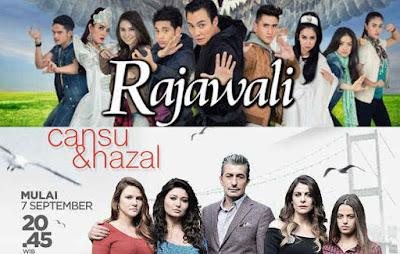 Download LaguOst Sinetron Rajawali Rcti
