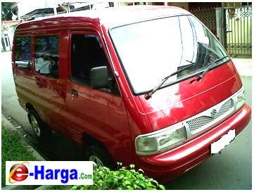Harga Mobil Suzuki Futura Mini Bus dan Pick Up