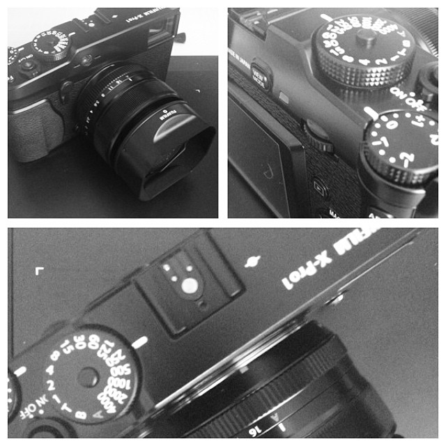 Mirrorless Cameras - The Fuji X-Pro 1