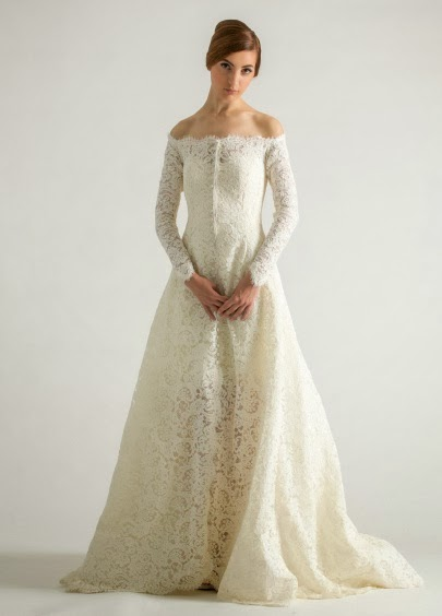 Sareh Nouri 2014 Fall Bridal Collection