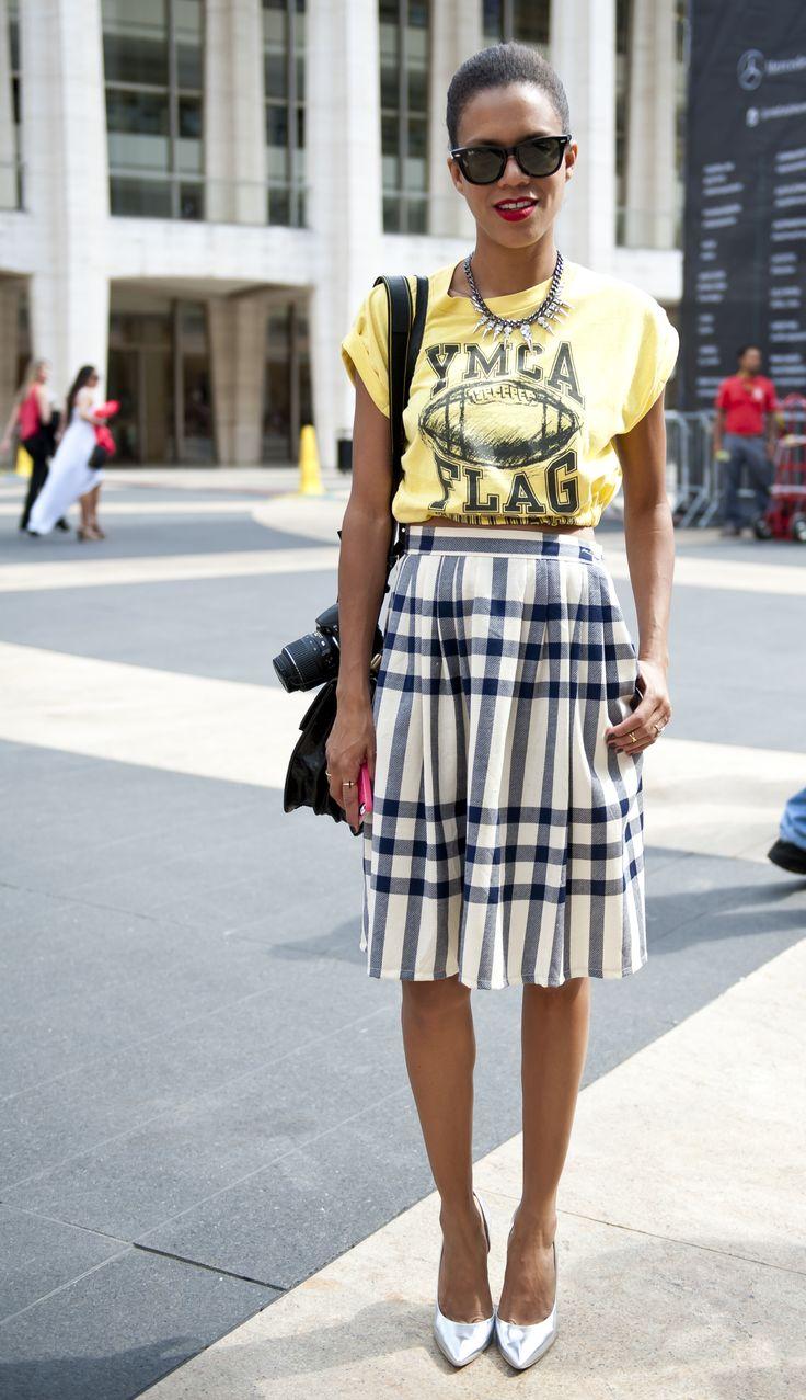New york fashion week t shirt 11