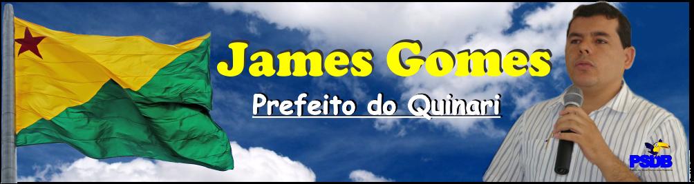 Prefeito James Gomes