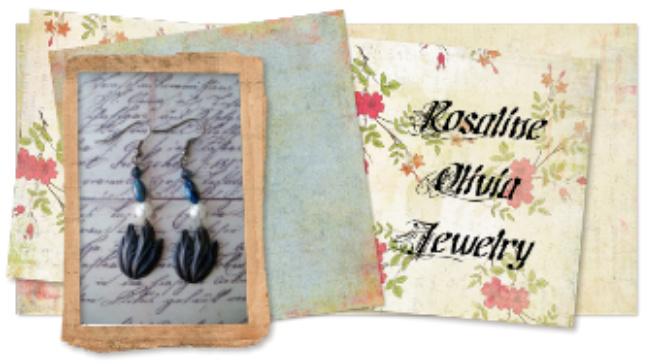 Rosaline Olivia Jewelry