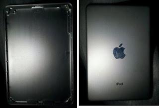 Inikah Bentuk iPad Mini?