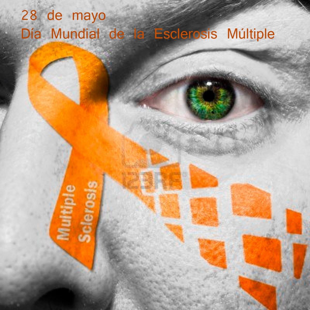 El último miercoles de mayo es el día mundial de la esclerosis múltiple
