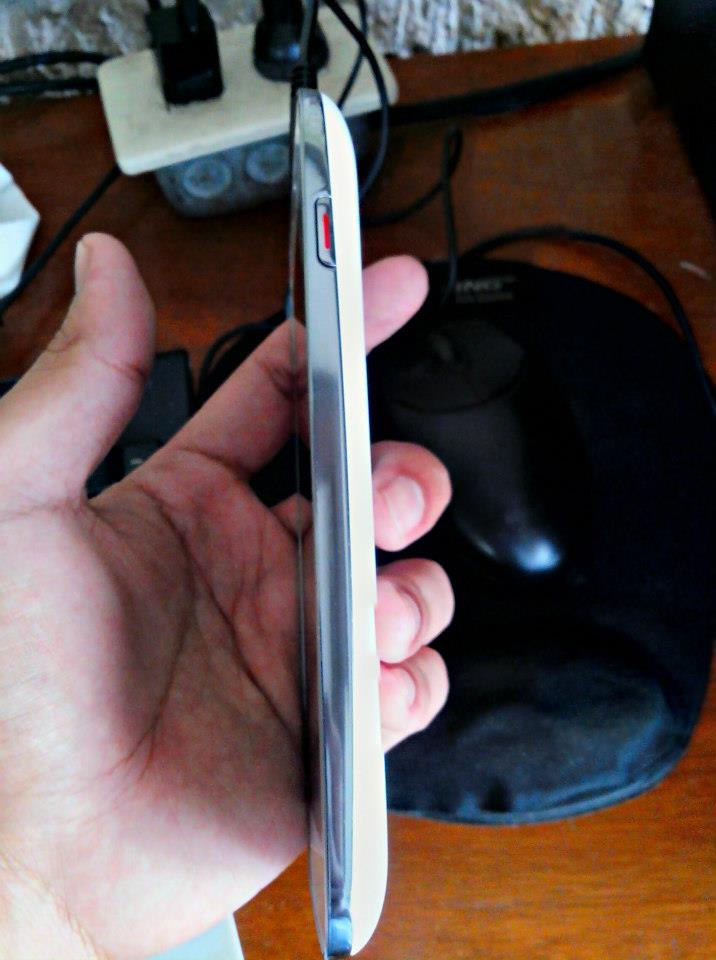 myphone a919 side