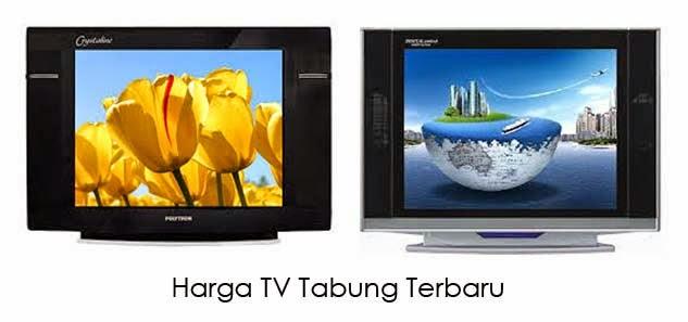 Daftar Harga TV Tabung