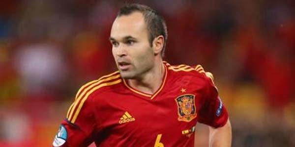 Iniesta Tak Membayangkan Spanyol Dibobol Belanda