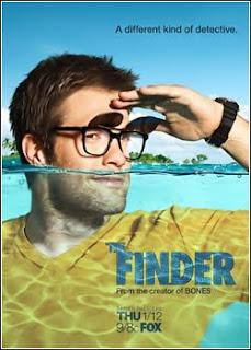 The Finder 1 Temporada