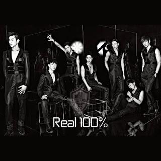 100%(백퍼센트) – Real 100% [1st Mini Album]