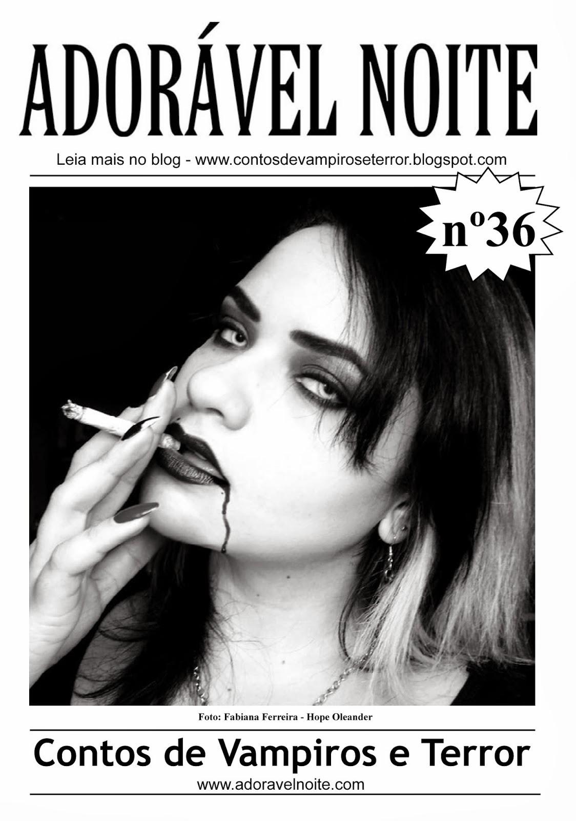 Fanzine Adorável Noite nº 36