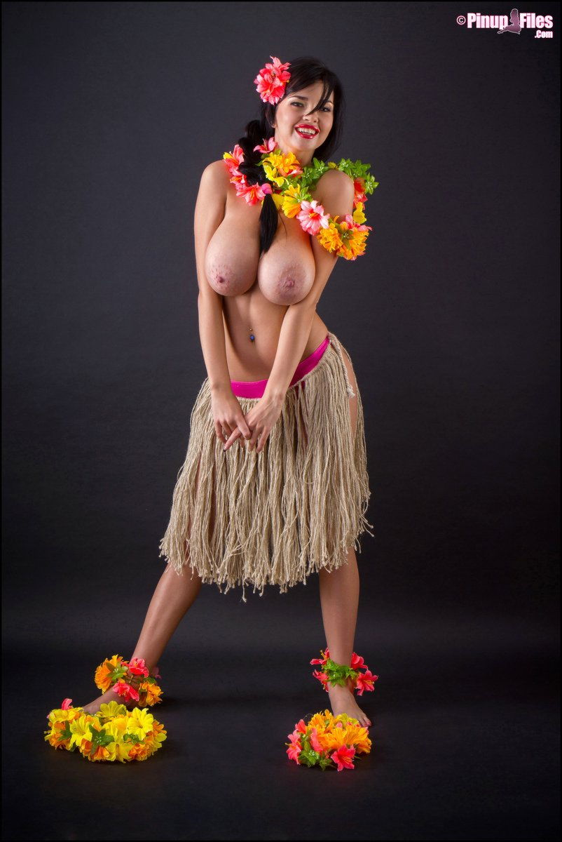 from Nelson hula girl big tits