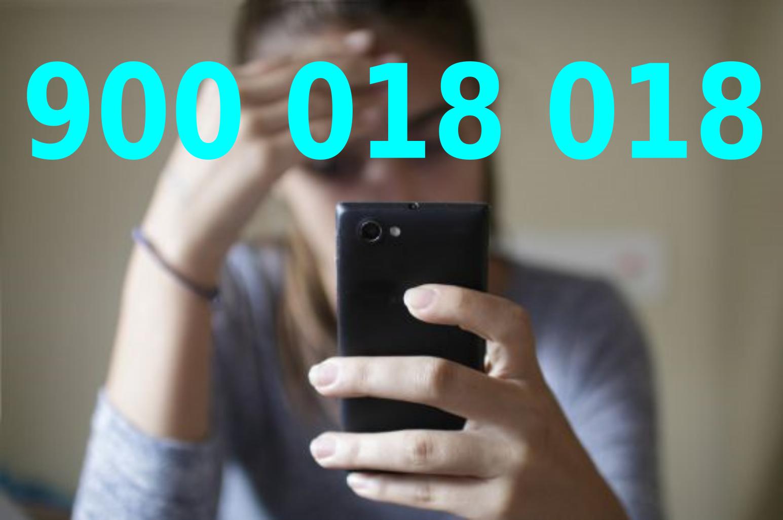 TELÉFONO CONTRA O ACOSO
