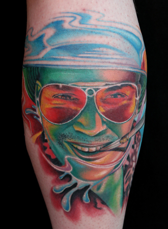50 trippy psychedelic tattoos for Las vegas tattoo