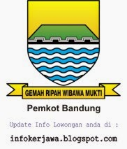 Lowongan Kerja Pemkot Bandung, Jawa Barat