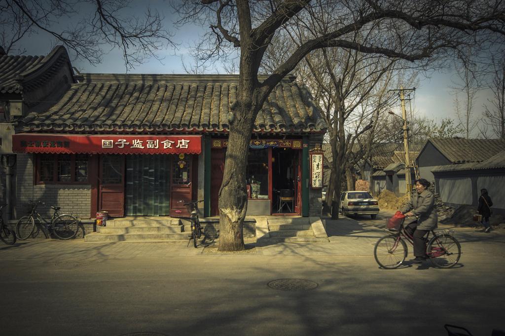 Doctor Ojiplático. Ron Gessel. Beijing