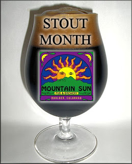 Mountain Sun Stout Month