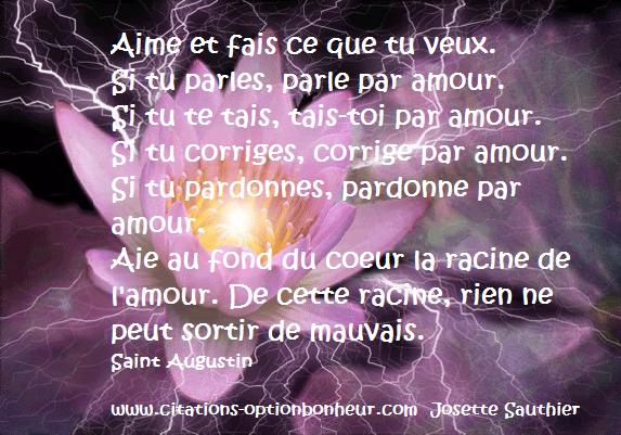 Fabuleux La Page de la Sagesse : Citation sur l'amour inconditionnel LC42