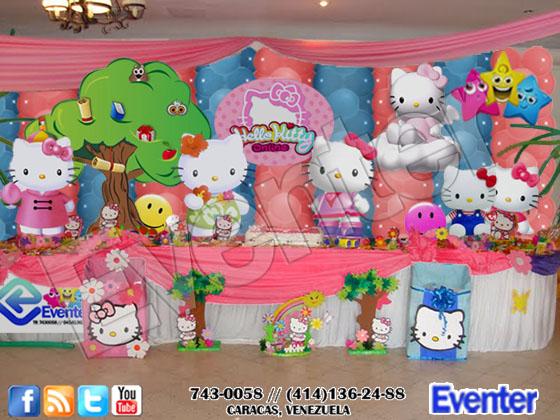 Decoracion Hello Kitty Fiestas Infantiles ~ Servicio de decoraci?n para fiestas y eventos infantiles mayo 2012