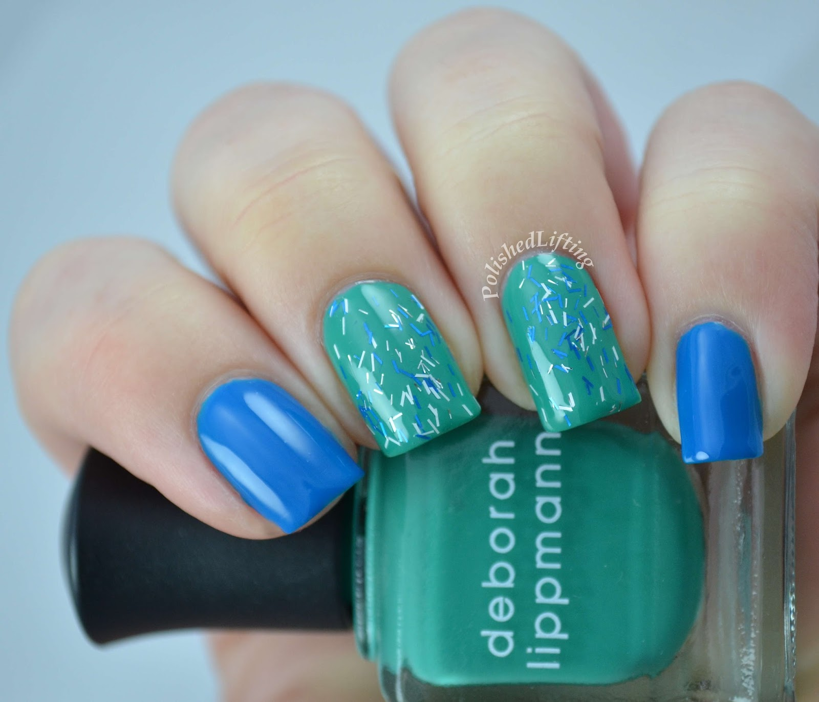 Polished Lifting: Deborah Lippmann She Drives Me Crazy & Video ...
