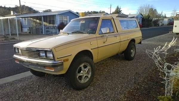 1985 Dodge Ram 50 Truckon 1964 International Scout