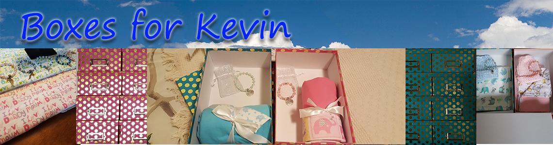 Boxes for Kevin