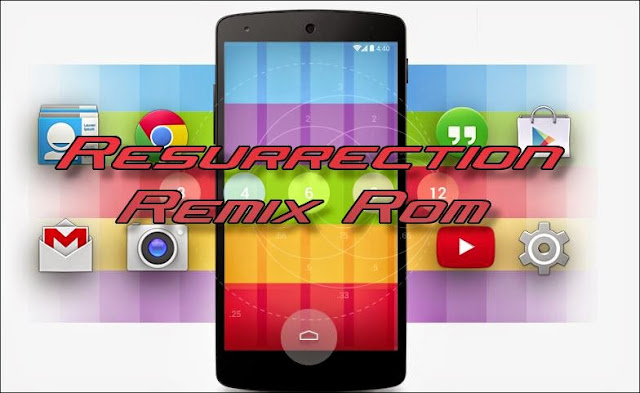 resurrection remix Custom Rom galaxy s5 (Klte,Kltespr,Klteusc)