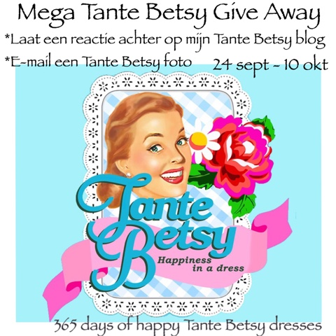 Mega Tante Betsy Give Away
