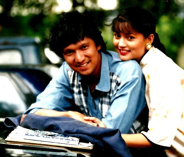 Komitmen Selalu Saling Dukung, Ikang Fawzi & Marissa Haque