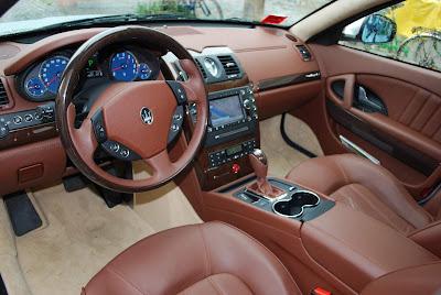 Maserati-Quattroporte-S-Dashboard