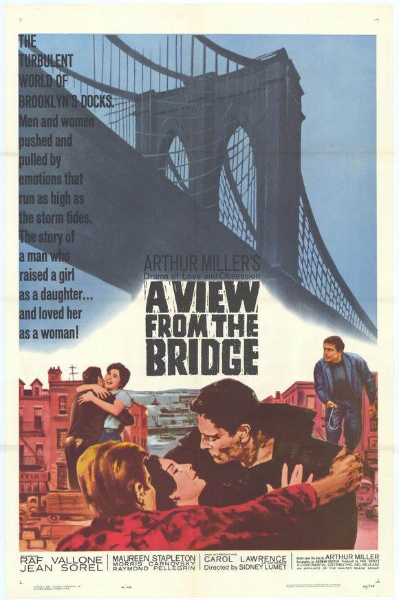 a view from the bridge essay about eddie