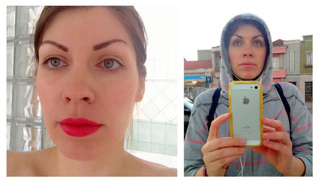 Свотчи L'Oreal Color Riche Lipstick 228 632 swatches