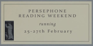 Persephone Reading Weekend