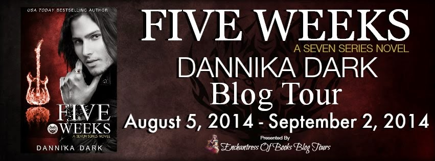 Five Weeks Blog Tour